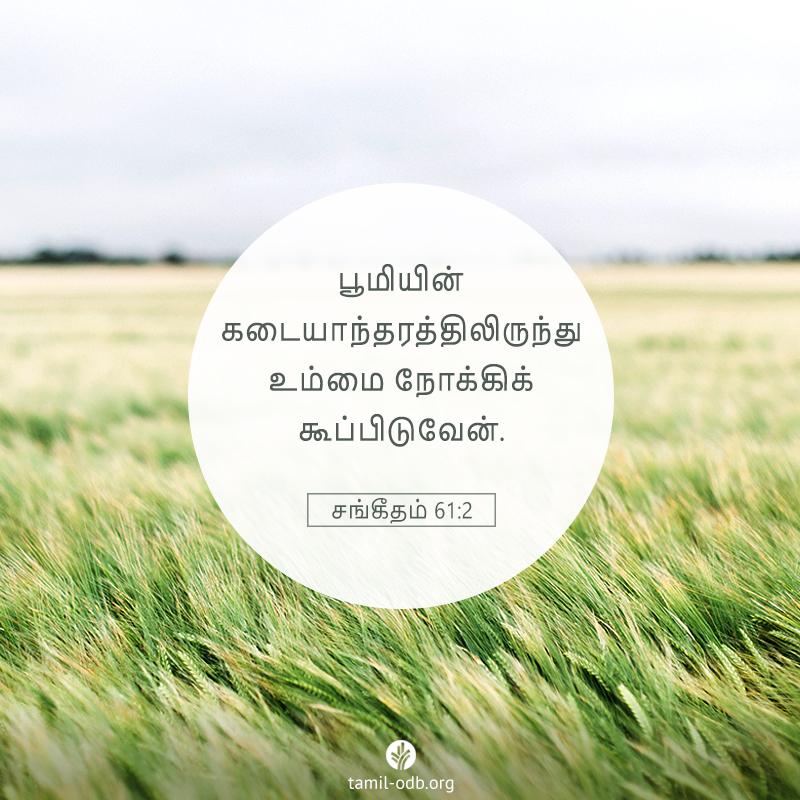 Share Tamil ODB 2020-06-01