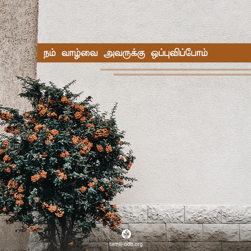 Share Tamil ODB 2020-08-31