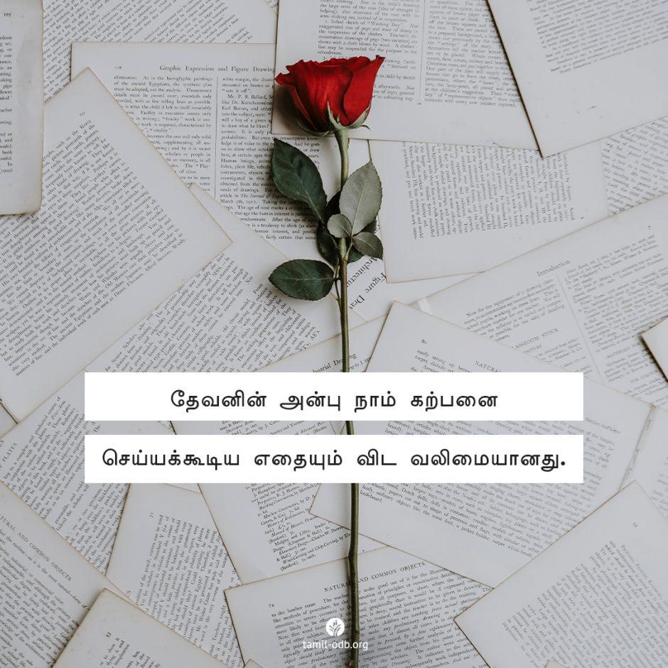 Share Tamil ODB 2021-07-28