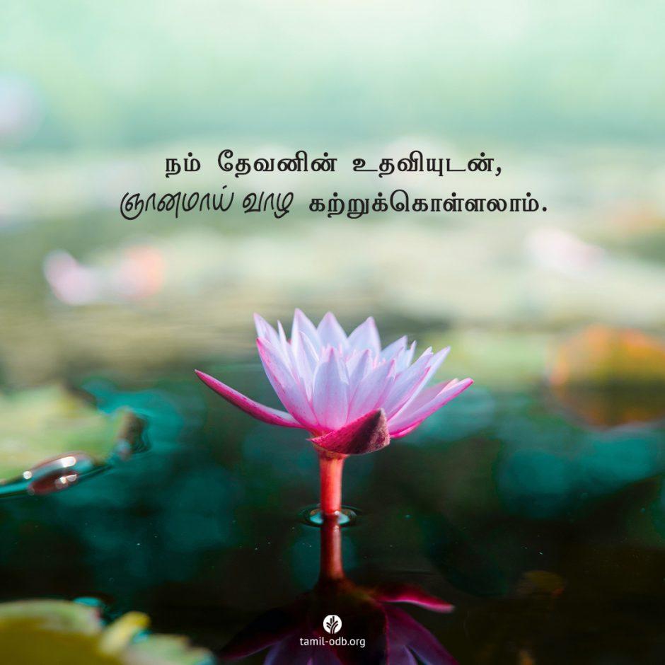 Share Tamil ODB 2021-10-16